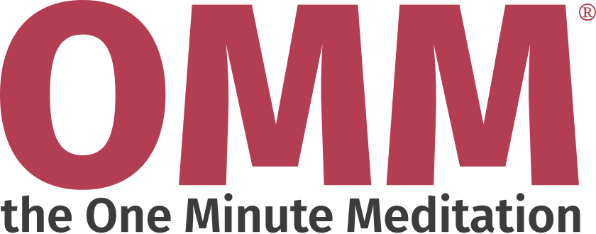 the One Minute Meditation Logo